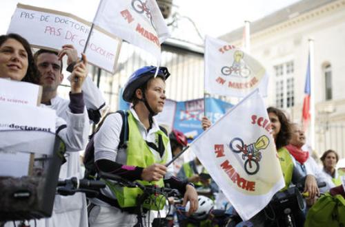 Article : Pas de changement pour la recherche Française