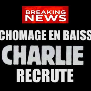 charlie recrute