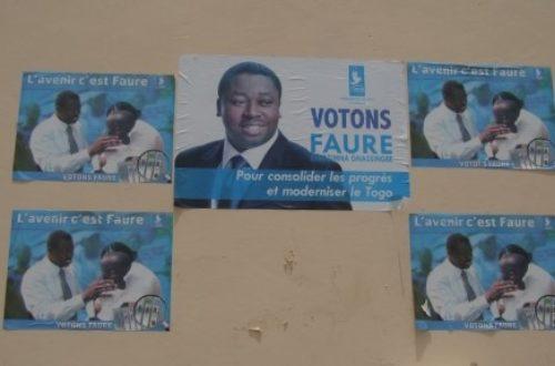 Article : Présidentielle au Togo : un résultat Faure de café